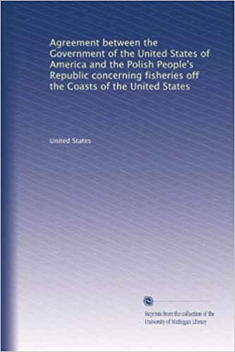 Agreement Between The Government Of The United States Of America And