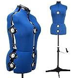 Forma de vestido ajustable con 13 diales, L Size, 1