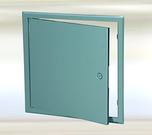 FF Systems Inc 16'' X 16'' Access Panel BIG- Series Sheet Metal Grey Powder Coat with Screwdriver Operated Cam-Lock by FF Systems Inc
