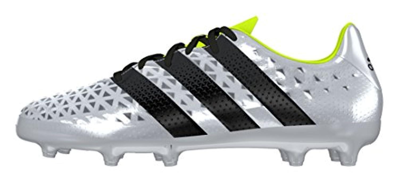 adidas Boys' Ace 16.3 FG J Football Boots, Amarillo (Amasol / Negbas / Plamet), 1