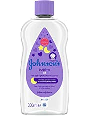Johnson's Baby Bedtime Oil with Natural Calm Aromas (300ml)