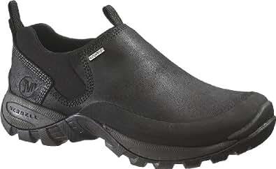 MERRELL Men's Innsbruck Waterproof (Black Leather 10.0 M)