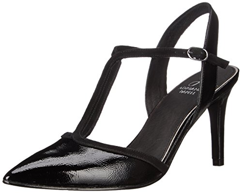 Adrianna Papell Women's Helena Dress Pump - Black Crinkle...