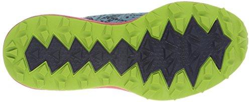 New Balance Mujeres Wt110 Trail-running Shoe Gris / Azul