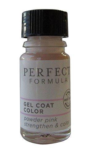 Perfect Formula Gel Coat Color in Powder Pink