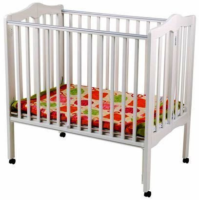 Delta Fold Away 3-in-1 Portable Crib - (Delta Portable Crib)