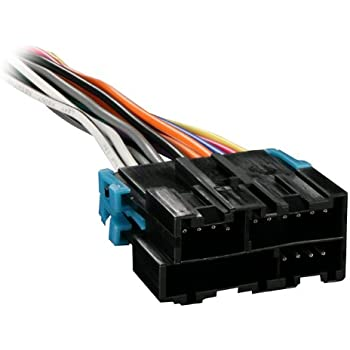41SBh%2BpDRIL._SL500_AC_SS350_ amazon com scosche fd02b wire harness to connect an aftermarket metra 70-5511 radio wiring harness fd amp integration system at alyssarenee.co