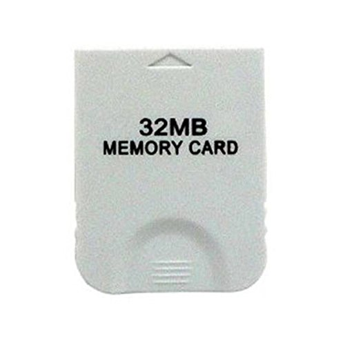 Cinpel 32MB Memory Card for Nintendo Wii