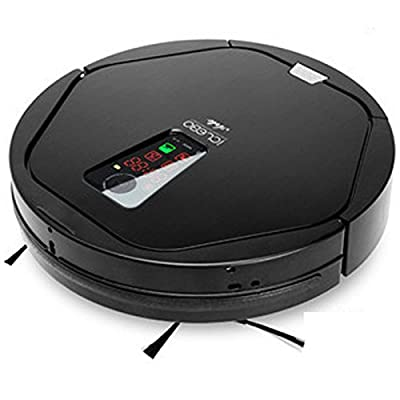 YUJIN ROBOT iClebo Arte YCR-M05-30 Robotic Vacuum Cleaner BLACK Edition + free gift