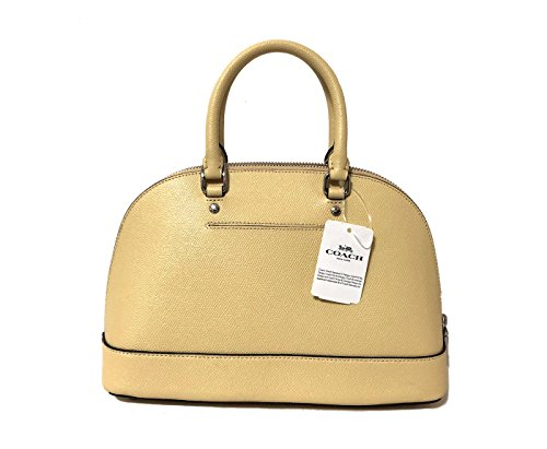 Satchel Handbag Purse Shoulder Coach Vanilla Mini Shoulder Inclined Women��s Sierra BHngA0