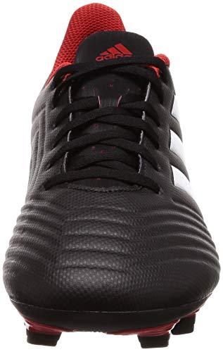 Scarpe Calcio Adidas Cblack red 18 Predator ftwwht cblack 4 red Nero Uomo Da ftwwht Fxg IwYTwCq