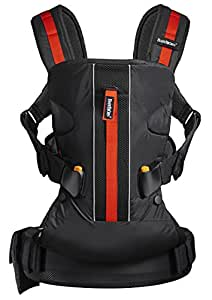 Baby Carrier One Outdoors - Black