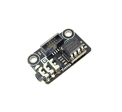 Gadgeteer Audio Analyzer Voice Analysis Module