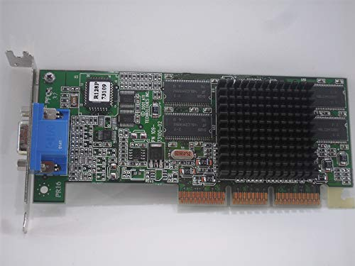 (Rage 128 Ultra 32MB AGP Video Card with VGA Output)