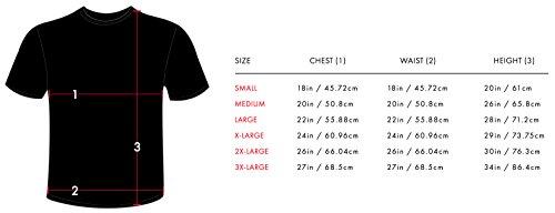Sullen Clothing - Sullen Art Collective Herren T-Shirt Tag der Toten - Vision Mens Tee