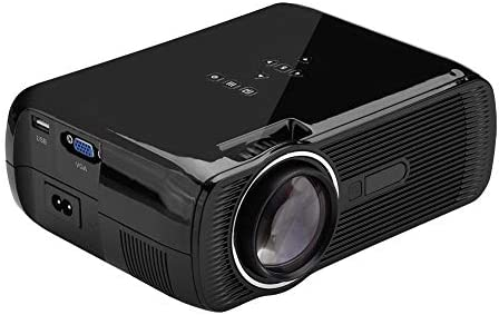 Home Cinema Video proyector, 1080p WiFi Bluetooth Android 7,0 LED ...