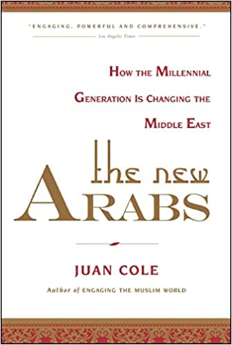 Amazon The New Arabs How The Millennial Generation Is Changing