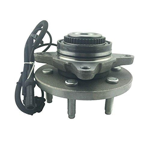 LG515119 x1 Brand New Front Wheel Bearing Hub Assembly (4 Online Wheel)