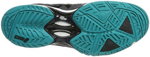 Asics Gel-Solution Speed 3, Scarpe da Tennis Uomo Multicolore (Dark Grey/Black/Lapis)