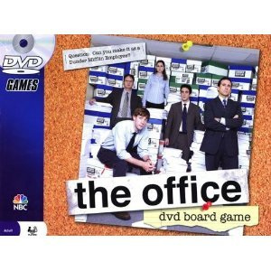 Office DVD Game -