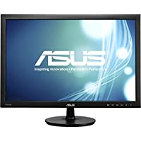 Asus Computer International - Asus Vs24ah-P 24.1 Led Lcd Monitor - 16:10 - 5 Ms - Adjustable Display Angle - 1920 X 1200 - 16.7 Million Colors - 300 Nit - 80,000,000:1 - Wuxga - Dvi - Hdmi - Vga - 30 W - Black - Epeat Gold, Energy Star, Erp, J-Moss (Japanese Rohs), Tco Certified Displays 6.0, Rohs, Weee Product Category: Computer Displays/Monitors