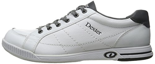 Handed Right Grey Dexter Bowling Bowling White Shoes Deanna TtxTwBnqp