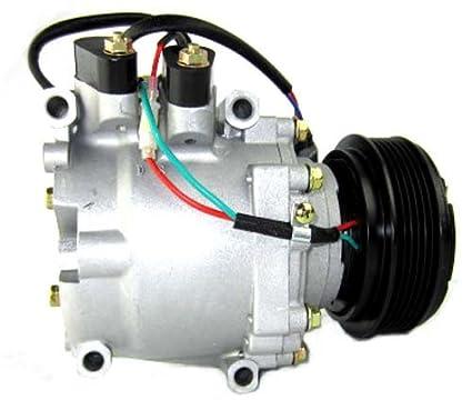 Amazon.com: New AC A/C Compressor fits Honda Civic 2002-2005 DX EX GX HX LX (See below): Automotive