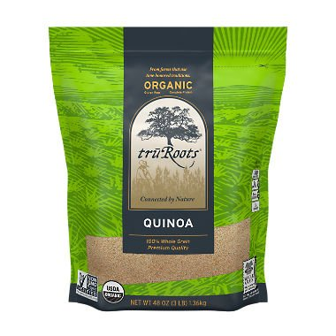 truRoots Organic Quinoa 100% Whole Grain Premium Quality