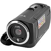 PowerLead CAM01 720P 16MP Digital Video Camcorder Camera DV DVR 3.0inch TFT LCD 16x ZOOM