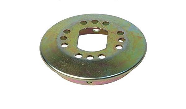 Outer Half of Alternator Pulley URO Parts 93010620902 Alternator Pulley 82mm