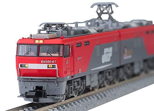 TOMIX Nゲージ EH500 3次形  門司機関区 7107 鉄道模型 電気機関車 B07H9P69T6