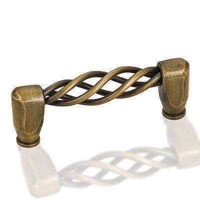Twisted Iron Handle - 9