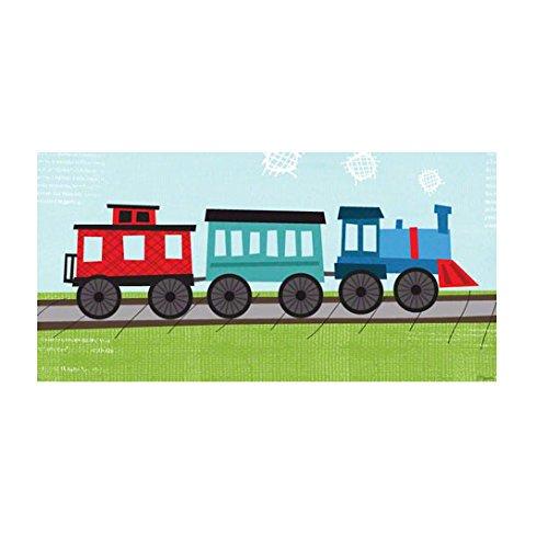 Oopsy Daisy Railroad Canvas Art by Oopsy Daisy