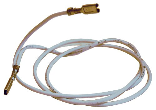 Music City Metals 03500 Igniter Wire Replacement for Select Gas Grill Models by Chargriller, Cuisinart and Others (Gas Grill Ignitor Wire)