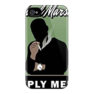 Great Cell-phone Hard Cover For Iphone 4/4s (qHp653ETLM) Allow Personal Design Stylish Green Day Image