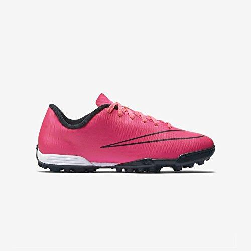 Nike Mercurial Vortex II, Botas de fútbol para Niños, Rosa