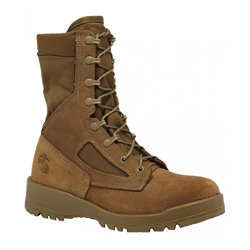 steel toe army boots - 3