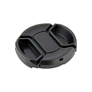 Tapa de lente de 49mm ARBUYSHOP Nuevo Centro Pinch Snap On delantero Para los filtros de lentes para CanonHot nueva llegada