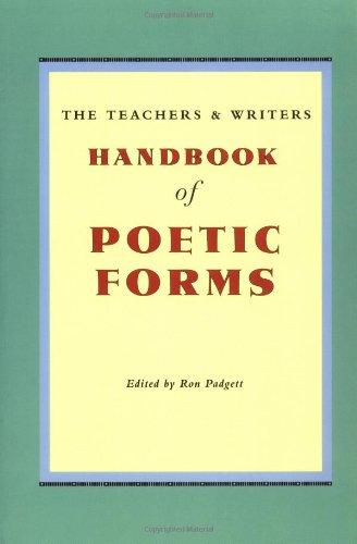 Verse Forms - 9