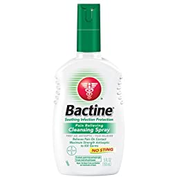 Bactine First Aid Cleansing Spray-5 oz. (Pack of 5)