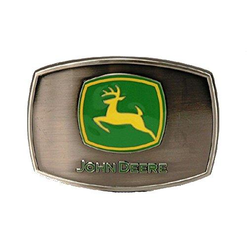Buckles John Deere (John Deere Tractor Belt)
