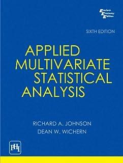 applied multivariate statistical analysi johnson wichern