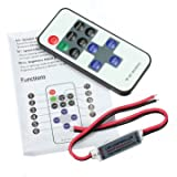 Best Speed Control With Dimmer Ivories - Led Strip Accessories - Remote Controller 11keys Mini Review