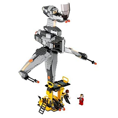 LEGO Star Wars B-Wing Fighter set 6208: Toys & Games