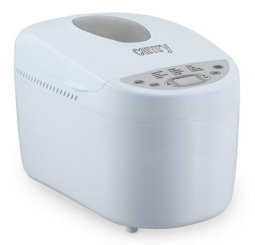 Camry CR6012 Máquina de hacer pan, 900 W Blanco