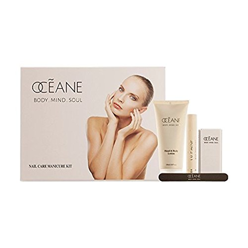Oceane OC62 Complete Nail Care Manicure Kit Complete Nail Care Kit