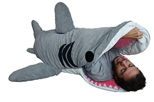 Chumbuddy 3 Adult Great White Edition Shark Designer Plush ...