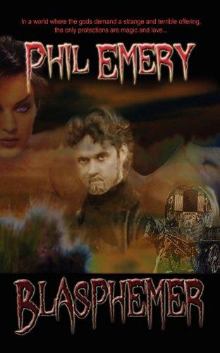 book cover of Blasphemer