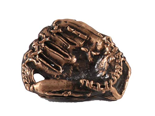 - Creative Pewter Designs Baseball Glove Copper Plated Lapel Pin, Brooch, Jewelry, AC512