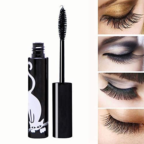 KINWAT 1pc Eye Mascara Long Eyelash Silicone Brush Curving Lengthening Mascara Waterproof Makeup